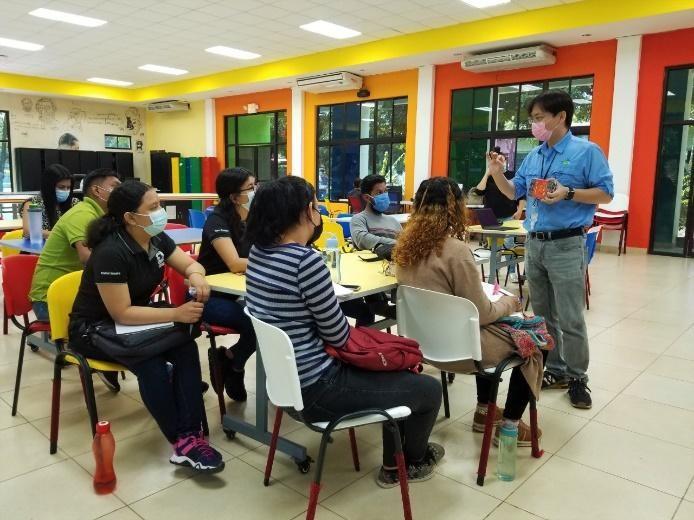 Proyecto ProCreativa capacita a jóvenes emprendedores en Diseño de Marketing y Empaques