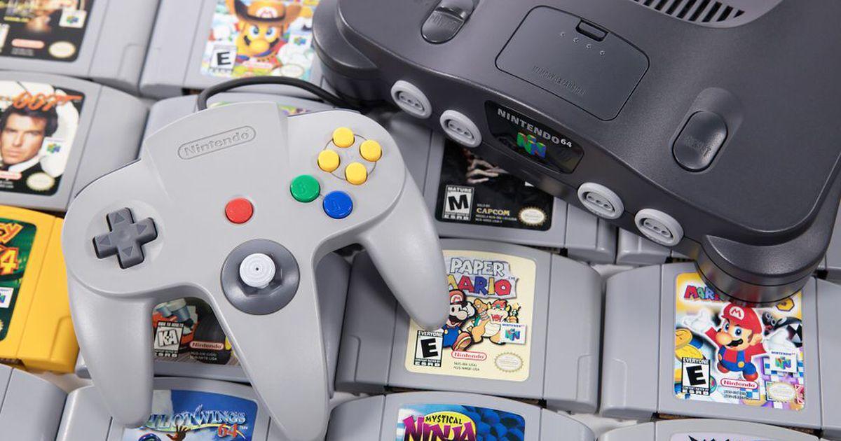 Nintendo 64 cumple 25 años, la consola millennial