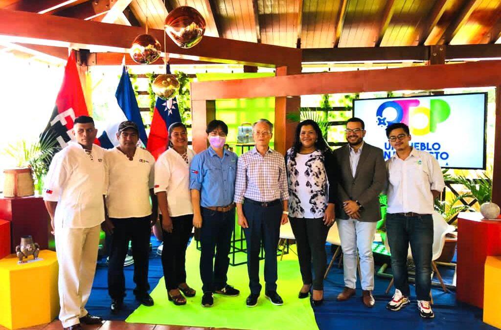 Nicaragua promueve artículos de artesanías en Feria de Regalos y Cultura Creativa de Taiwán
