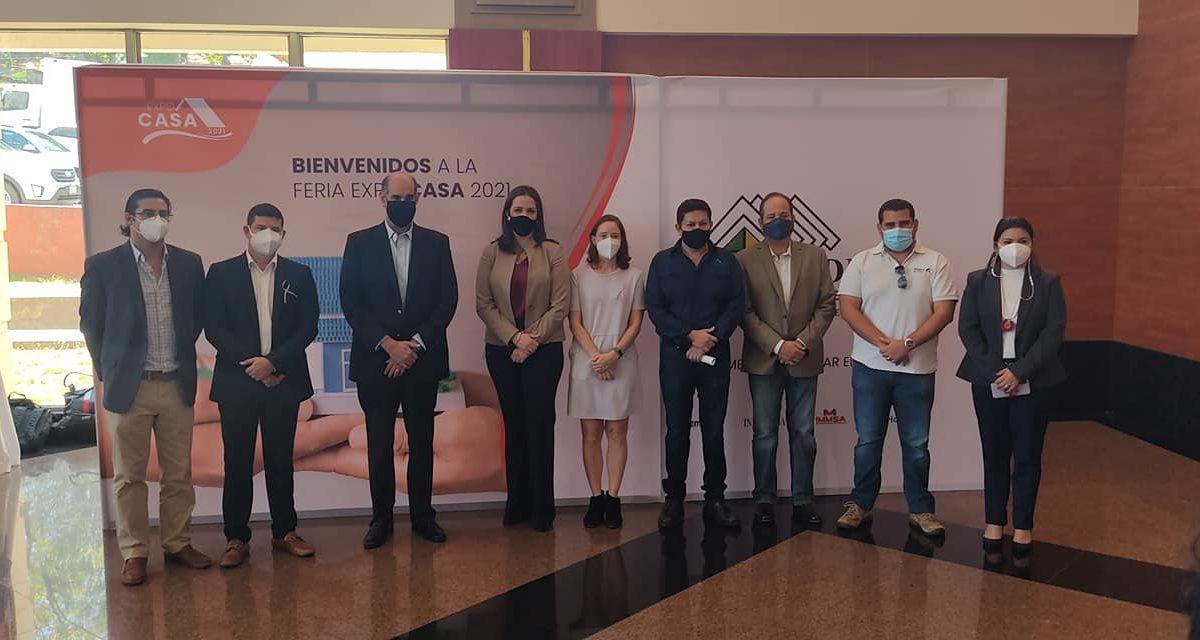 CADUR REALIZA EXPO CASA 2021