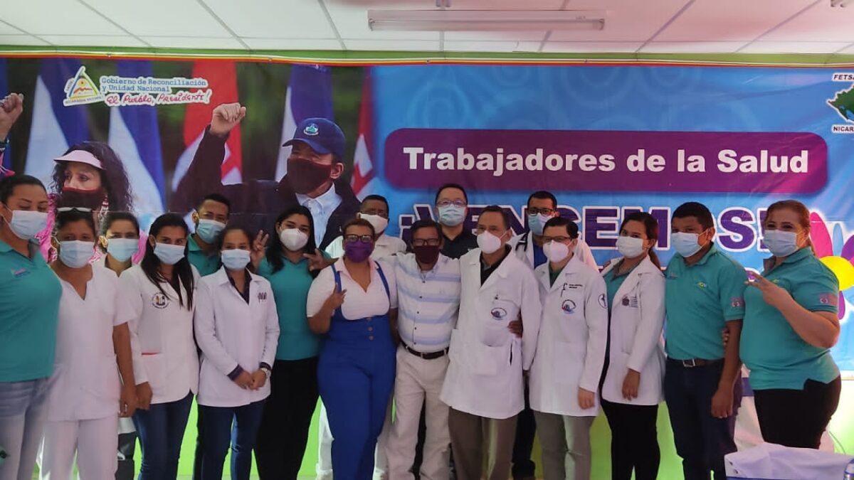Proyecto ERC Capacita al Personal Médico del SILAIS Departamental de Rivas