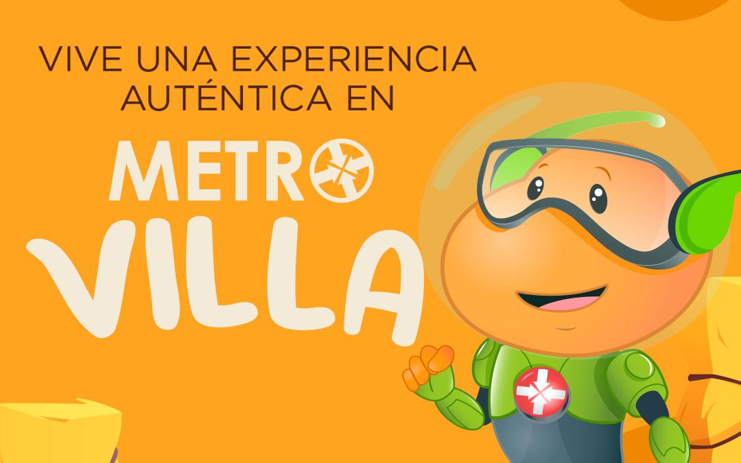 ¡Viví una experiencia auténtica con Metrocentro!