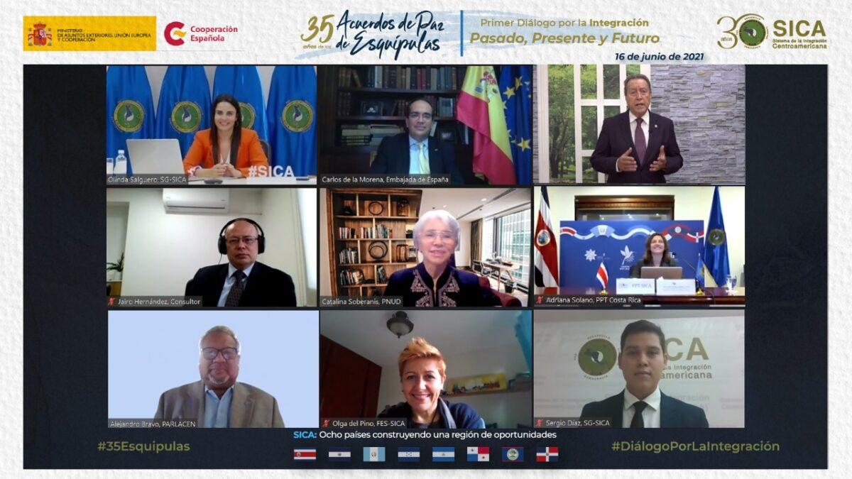 Vinicio Cerezo: Legado de Acuerdos de Paz de Esquipulas sigue presente en la región