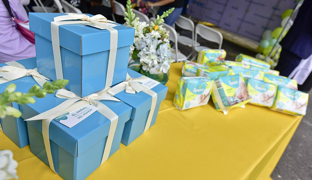 "Pampers lanza campaña ""Donemos Noches Sequitas"" que beneficiará a recién nacidos"