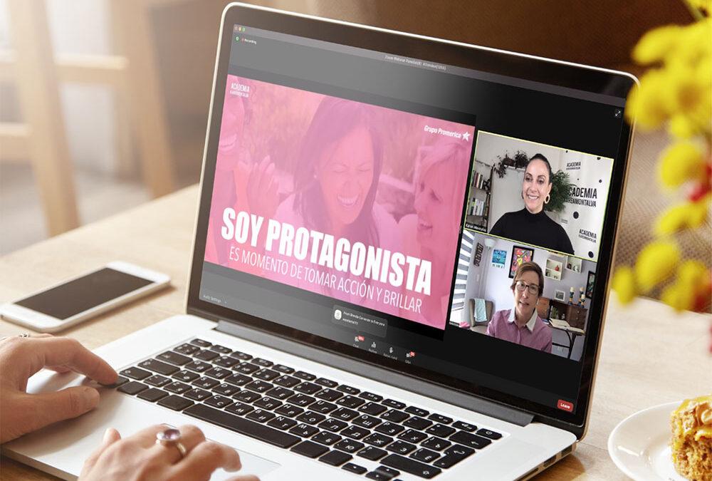 Grupo Promerica capacita a sus colaboradoras