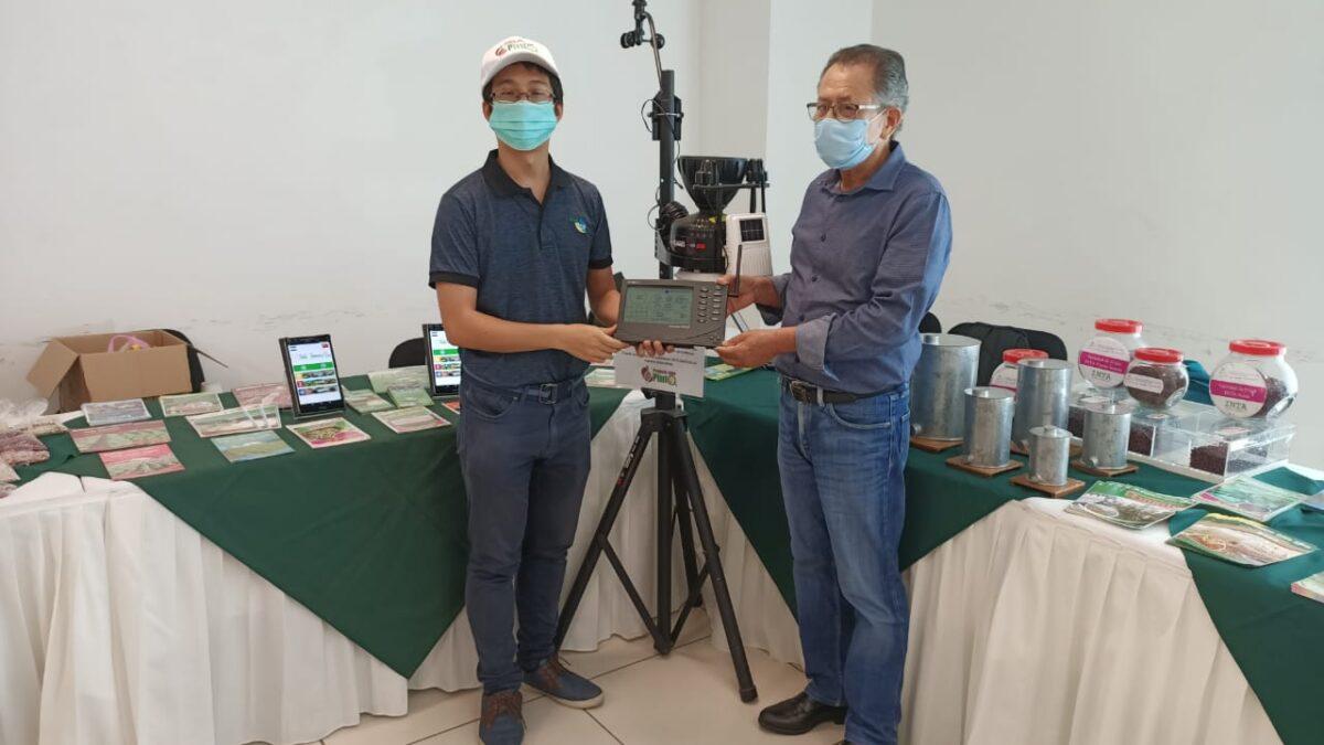 """Experto de Taiwán participa en el Congreso Nacional """"Tecnologías para enfrentar la variabilidad climática en el ciclo productivo 2021-2022"""""""