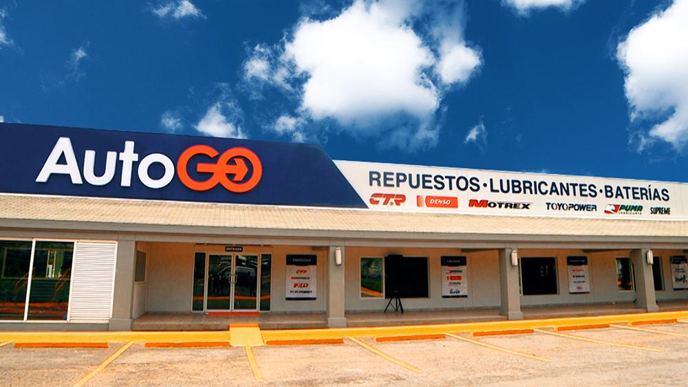 AutoGO abre su primera sucursal de repuestos alternos en Managua en el km 5.5 Carretera Norte