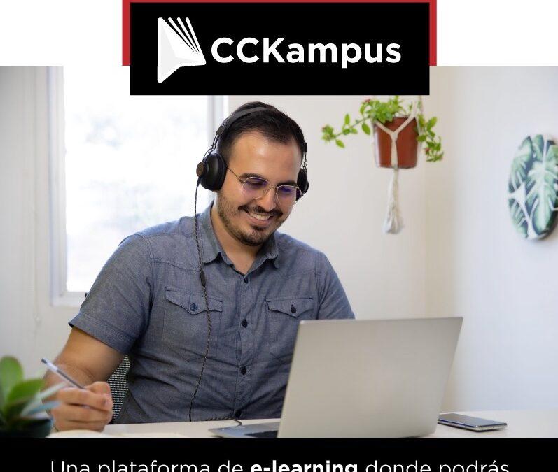 CCK innova y lanza al mercado CCKampus