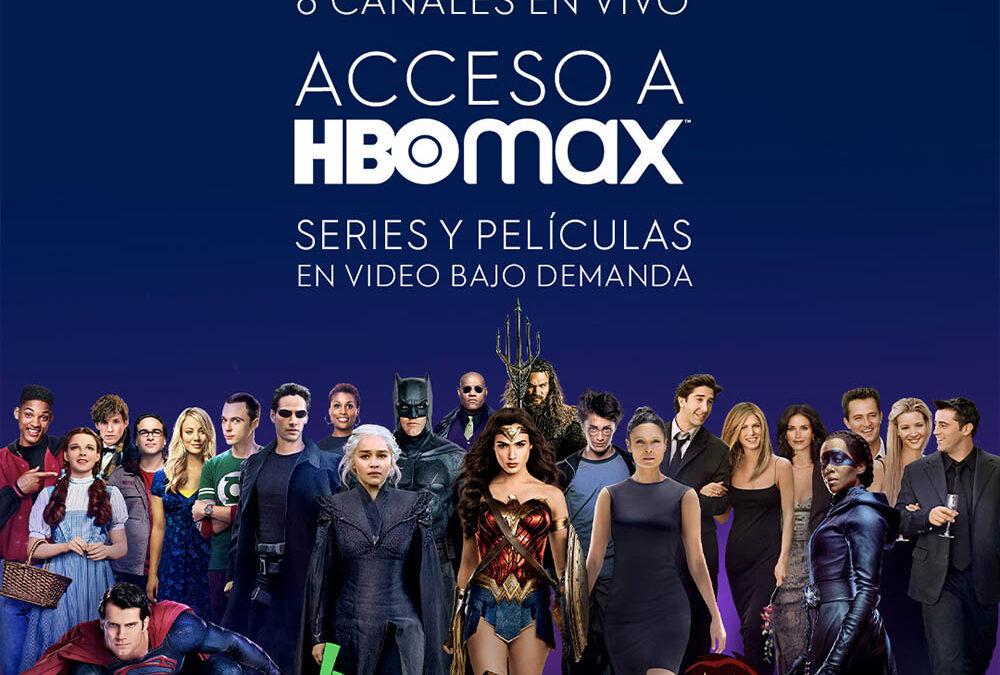 HBO Max para suscriptores Claro
