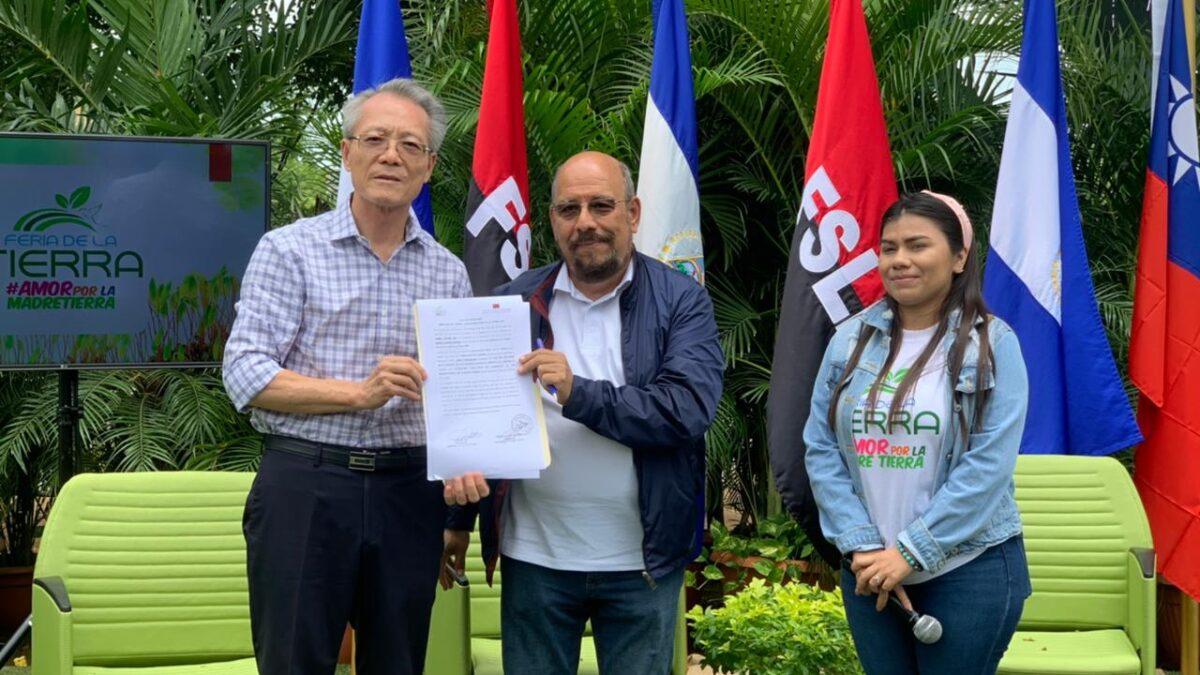 Embajada de Taiwán auspicia la Expo- Feria de la Madre Tierra 2021