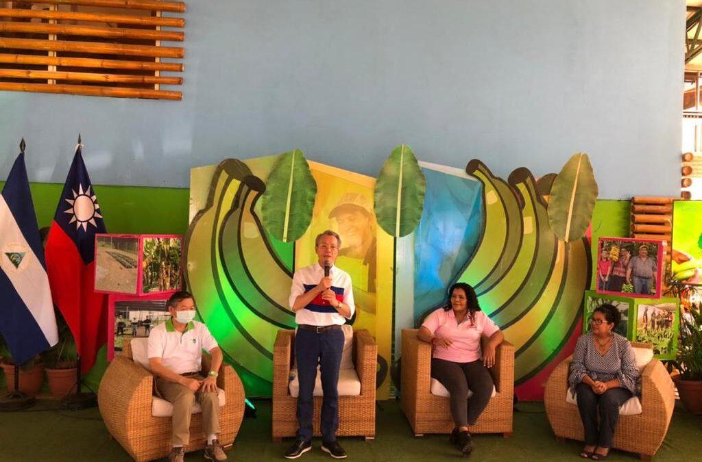 Misión Técnica de Taiwán, MEFCCA e INTA realizan Premiación del Tercer Concurso Nacional del Plátano