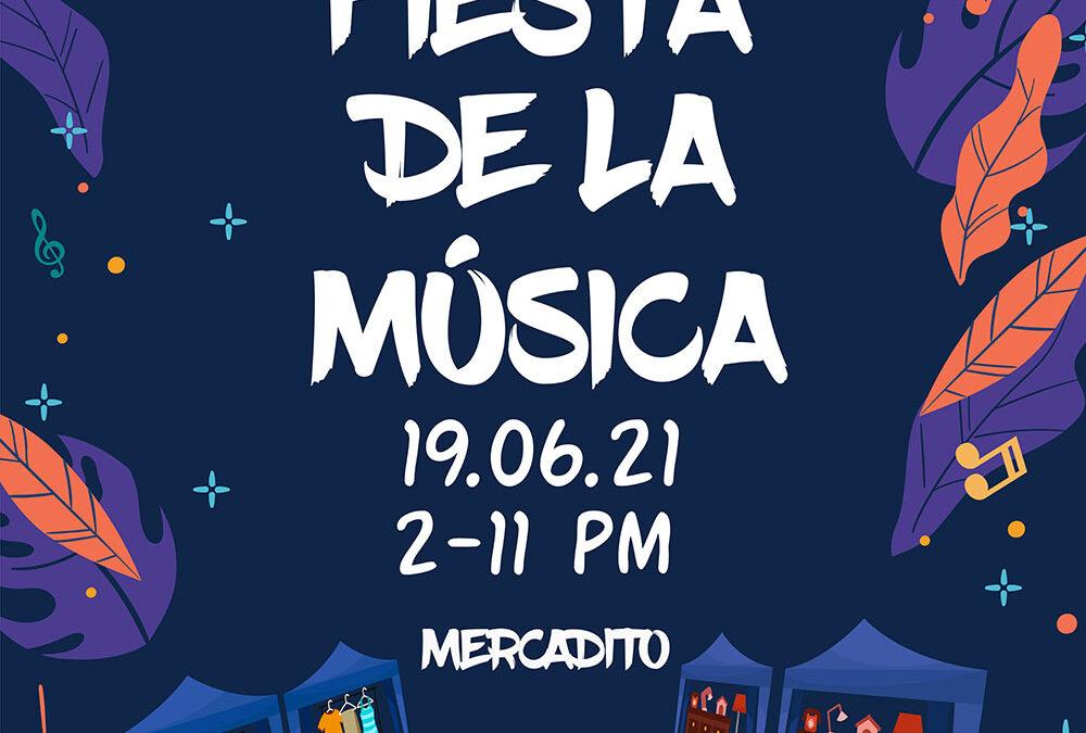 Alianza francesa presenta: Fiesta de música