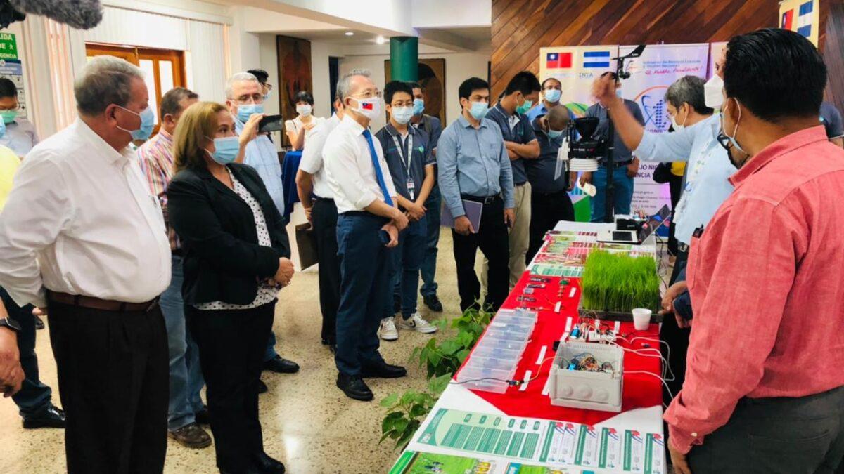 Taiwán, INTA y CONICYT clausuran el Curso Especializado en Robótica Rural
