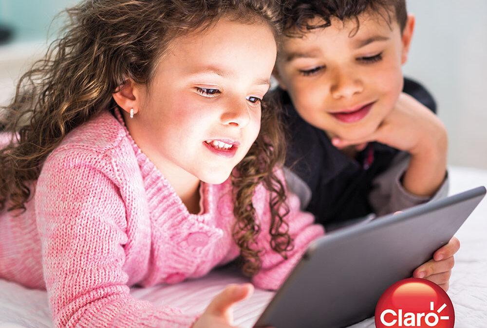 Internet seguro para niños y niñas
