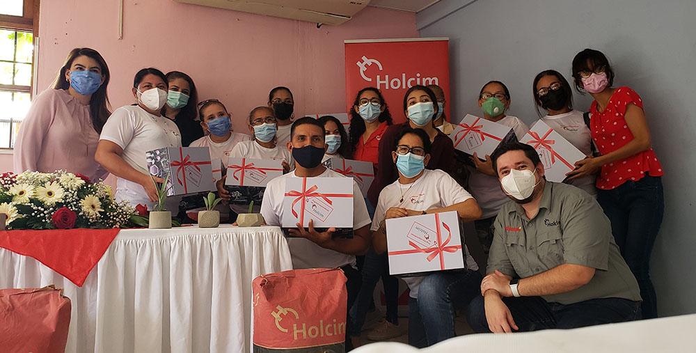 Holcim y Los Pipitos avanzan en proyecto de inclusión laboral de personas con discapacidad