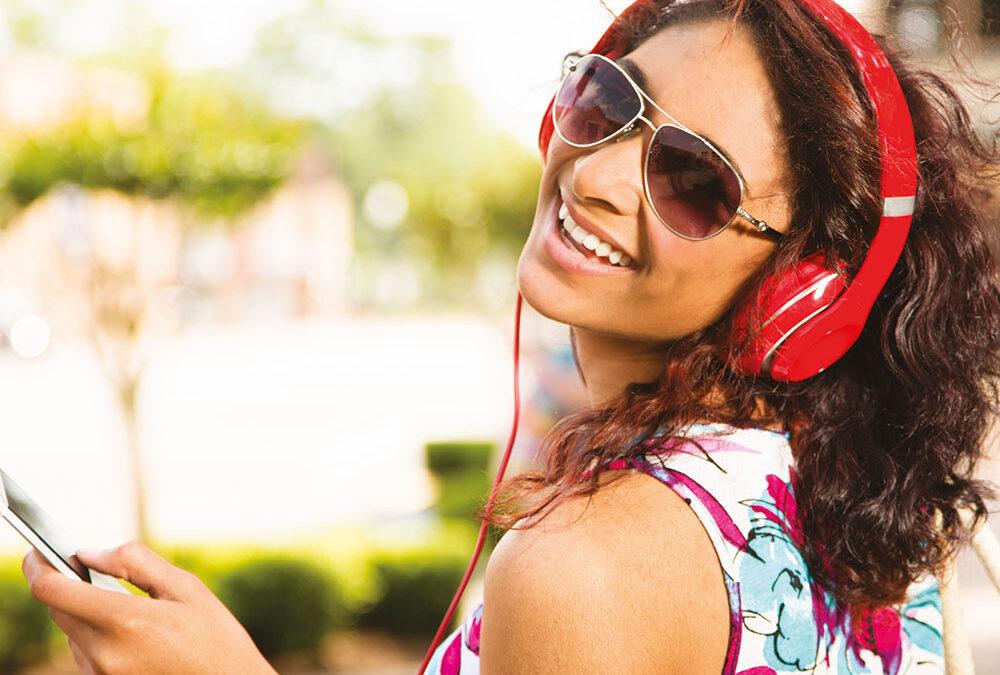 Conoce los beneficios de tu app Claro Música