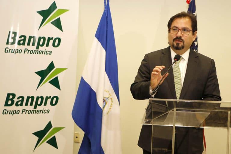 Policía detiene a Luis Rivas Anduray, presidente ejecutivo del Banpro