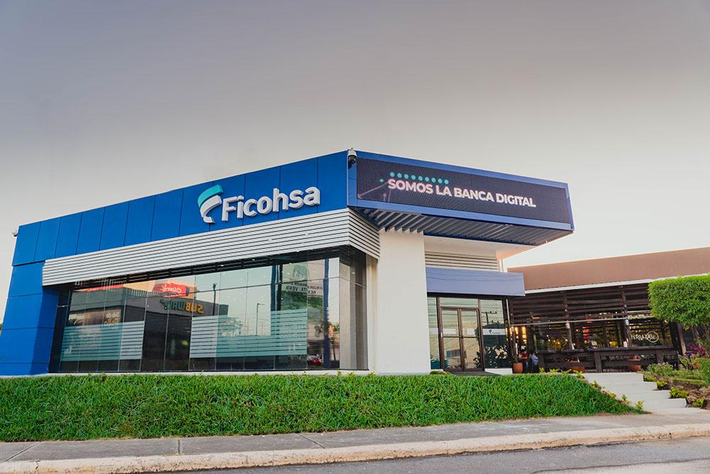 Banco Ficohsa abre modernas sucursales bancarias