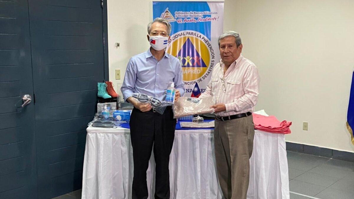 Fundación Simply Help de Taiwán continúa mostrando su solidaridad a Nicaragua