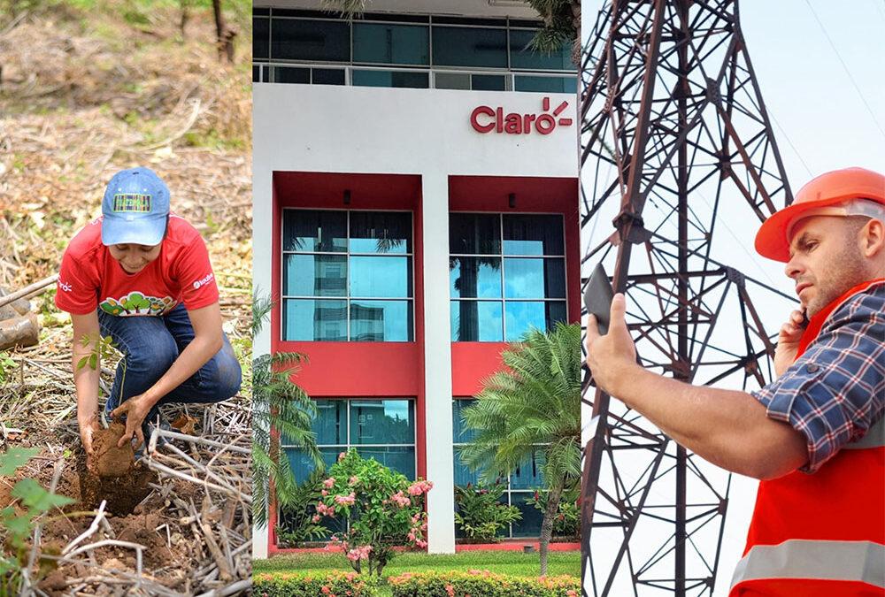 Claro Nicaragua entre las mejores empresas de Latinoamérica