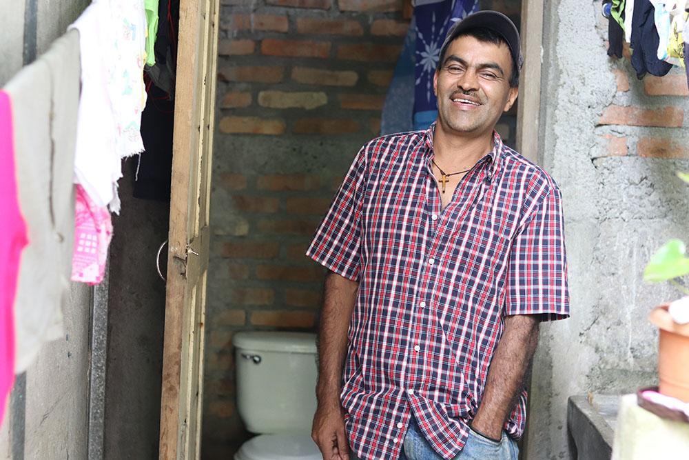 49 mil personas se beneficiarán con programa 'Baños Cambian Vidas' en Centroamérica