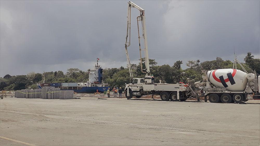 Holcim Nicaragua lanza mezclas de concreto con nueva tecnología